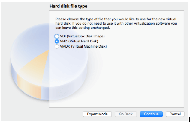 hard disc file