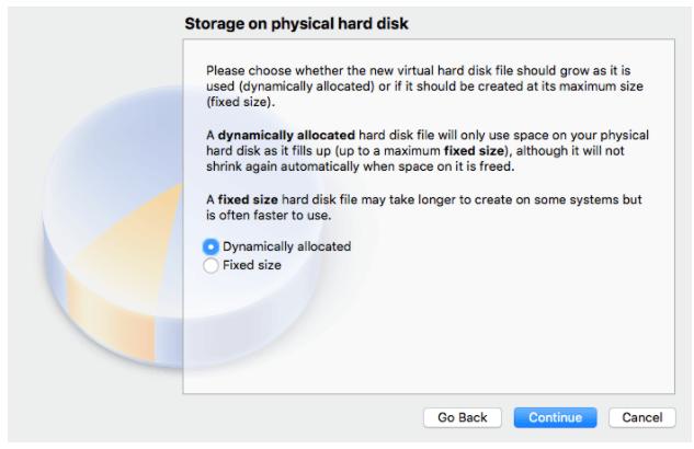 physical hard disc